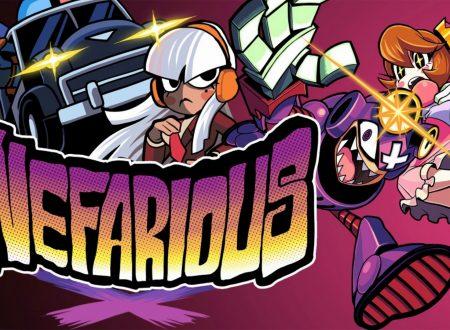 Nefarious: sguardo in video al titolo dall'eShop europeo di Nintendo Switch