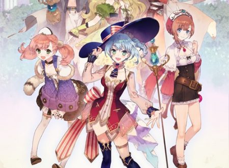 Nelke & the Legendary Alchemists: nuovi dettagli e screenshots su Lilie, Shallotte, Lydie, Felt, Edge, Hagel e Pamela