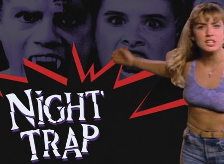 Night Trap – 25th Anniversary Edition, pubblicato il trailer di lancio del titolo su Nintendo Switch