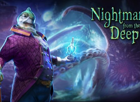 Nightmares from the Deep 2: The Siren`s Call, uno sguardo in video al titolo dai Nintendo Switch europei