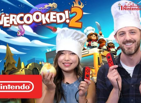 Nintendo Minute: duello su Overcooked 2, in video con Kit e Krysta