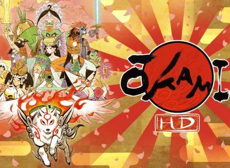 Okami HD: uno sguardo in video al titolo dai Nintendo Switch europei
