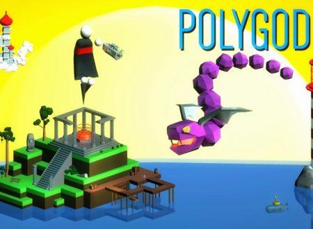 POLYGOD: uno sguardo in video al titolo dai Nintendo Switch europei