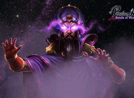 Persian Nights: Sands of Wonders, uno sguardo in video al titolo dai Nintendo Switch europei