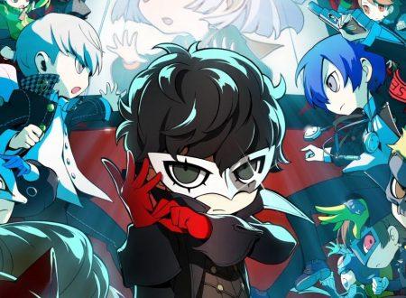 Persona Q2: pubblicato il trailer di debutto e nuovi screenshots sul titolo dal sito ufficiale