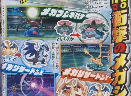 Pokemon Let's Go! Pikachu e Eevee: svelato il ritorno delle Megaevoluzioni da CoroCoro