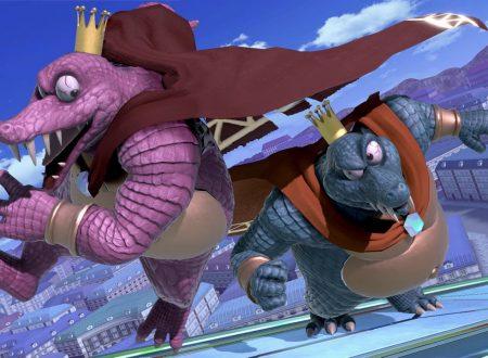 Rivelati i nomi originali di Donkey Kong Country e King K. Rool da Gregg Mayles