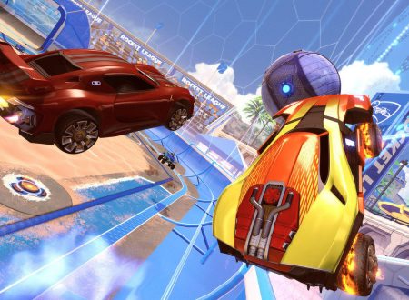 Rocket League: i party Cross Platform e il RocketID sono in arrivo a settembre anche su Nintendo Switch