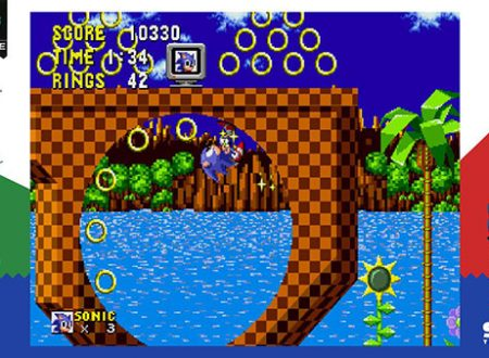 SEGA Ages: Sonic the Hedgehog e Thunder Force IV rinviati al mese di settembre
