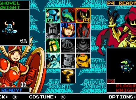 Shovel Knight Showdown, primi screenshots e informazioni sulla nuova espansione