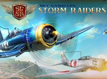 Sky Gamblers: Storm Raiders, il titolo è in arrivo il 23 agosto sull'eShop di Nintendo Switch