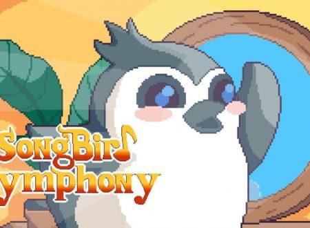 Songbird Symphony: il titolo è in arrivo nella primavera 2019 su Nintendo Switch