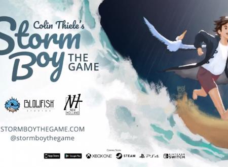 Storm Boy: The Game, il titolo è in arrivo il 20 novembre sull'eShop di Nintendo Switch