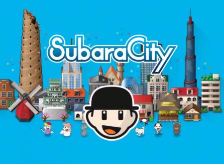SubaraCity: il titolo è in arrivo il 9 agosto sull'eShop di Nintendo Switch