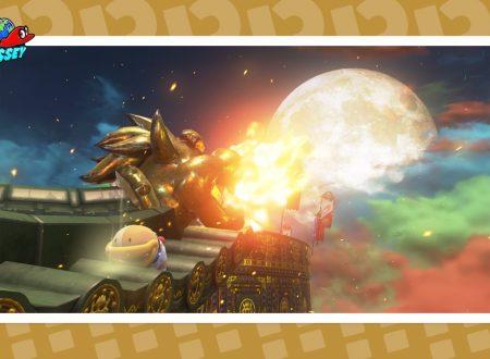 Super Mario Odyssey: mostrata la tredicesima foto indizio, scovabile nel Regno di Bowser