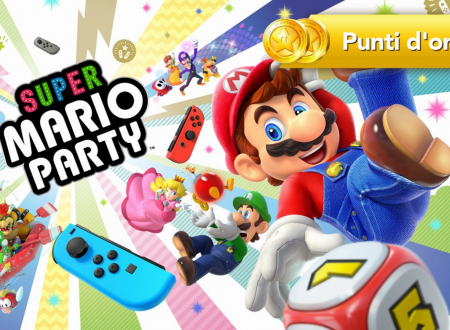 Super Mario Party: svelato il filesize del titolo, nuovo video gameplay dal Gamescom di Colonia