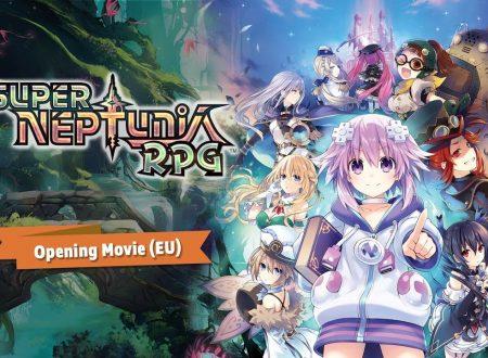 Super Neptunia RPG: il titolo è in arrivo nella primavera 2019 sui Nintendo Switch europei