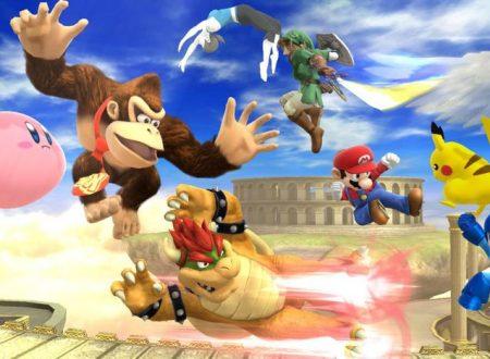 Super Smash Bros. Ultimate: leakato un possibile nuovo combattente dal sito ufficiale