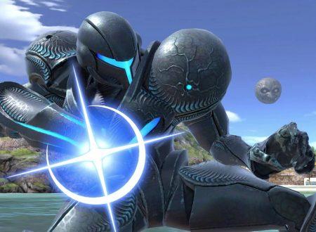 Super Smash Bros. Ultimate: novità del 17 agosto, Samus Oscura, direttamente da Metroid Prime