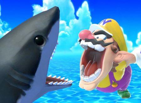 Super Smash Bros. Ultimate: novità del 2 agosto, Wario e la Sfera Smash finta