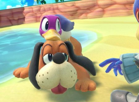 Super Smash Bros. Ultimate: novità del 23 agosto, Duo Duck Hunt, il cane trollone e la papera