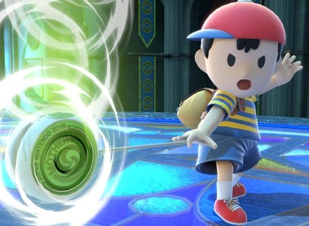 Super Smash Bros. Ultimate: novità del 27 agosto, Ness, PSI, mazza da baseball e yo-yo