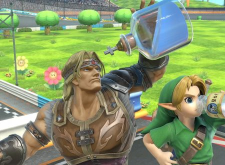 Super Smash Bros. Ultimate: novità del 9 agosto, Simon Belmont, il Vampire Killer