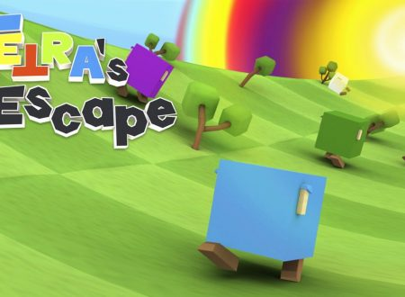 TETRA's Escape: uno sguardo in video al titolo dai Nintendo Switch europei