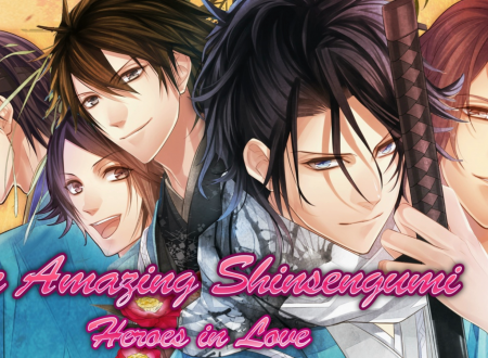 The Amazing Shinsengumi: Heroes in Love, il titolo è in arrivo il 9 agosto sui Nintendo Switch europei