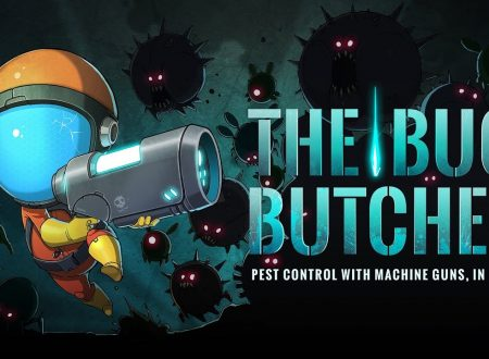 The Bug Butcher: il titolo è in arrivo in estate sull'eShop di Nintendo Switch