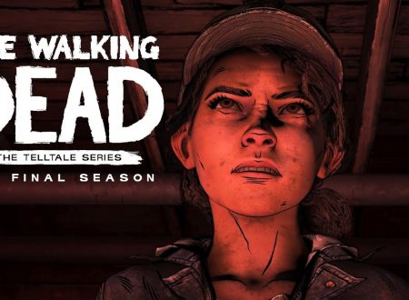 The Walking Dead: The Final Season, pubblicato il trailer ufficiale del titolo