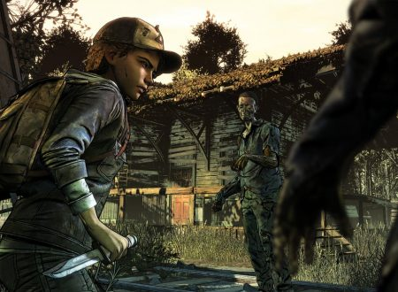 The Walking Dead: The Final Season, il titolo è in arrivo il 14 agosto sull'eShop di Nintendo Switch