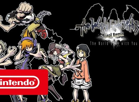 The World Ends with You: Final Remix, il titolo è in arrivo il 12 ottobre sui Nintendo Switch europei
