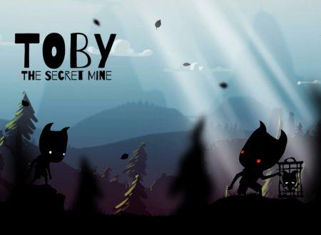 Toby: The Secret Mine, primo sguardo in video al titolo dall'eShop europeo di Nintendo Switch