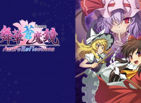 Touhou Azure Reflections: il titolo è in arrivo il 30 agosto sui Nintendo Switch giapponesi