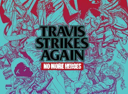 Travis Strikes Again: No More Heroes, il titolo è in arrivo il 18 gennaio sui Nintendo Switch europei