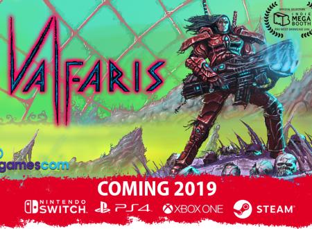 Valfaris: il titolo è in arrivo nel corso del 2019 anche su Nintendo Switch
