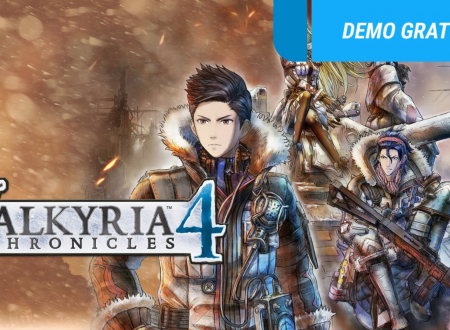 Valkyria Chronicles 4: una demo è ora disponibile sui Nintendo Switch europei