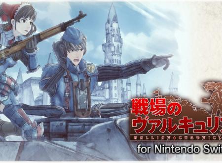 Valkyria Chronicles: emersi dei nuovi screenshots dall'eShop giapponese di Nintendo Switch