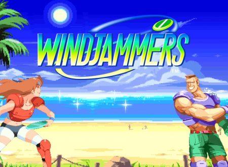 Windjammers: il titolo è ufficialmente in arrivo nei prossimi mesi su Nintendo Switch