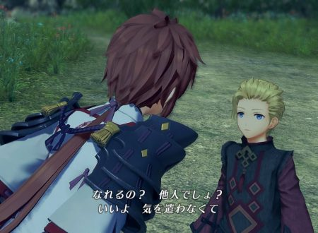 Xenoblade Chronicles 2: Torna – The Golden Country, l'account Twitter giapponese ci introduce Mikhail