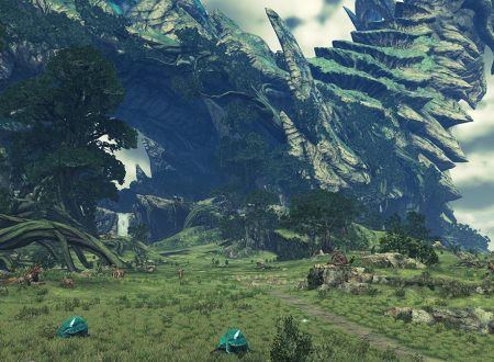 Xenoblade Chronicles 2: Torna – The Golden Country, mostrato il Gormott 500 anni prima delle vicende dell'originale