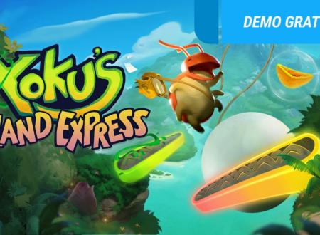 Yoku's Island Express: una demo è disponibile sull'eShop europeo di Nintendo Switch