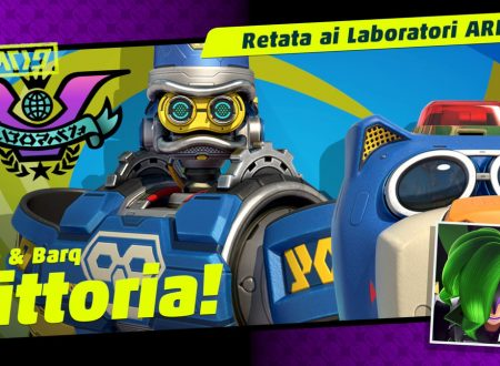 ARMS: Byte & Barq sono i vincitori del quindicesimo Party Crash: Retata ai laboratori ARMS