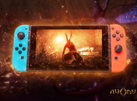 Agony: il titolo è in arrivo nelle prossime settimane anche su Nintendo Switch
