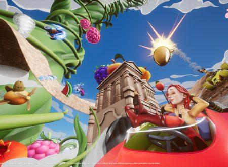 All-Star Fruit Racing: il multiplayer online è ora disponibile su Nintendo Switch