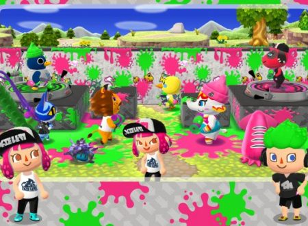 Animal Crossing: Pocket Camp, l'evento crossover con Splatoon 2 è in arrivo il 13 settembre