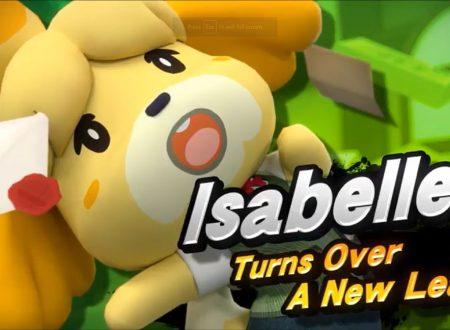 Animal Crossing: finalmente annunciato il capitolo per Nintendo Switch, Fuffi entra nel roster di Super Smash Bros. Ultimate