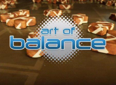 Art of Balance: il titolo è in arrivo il 4 ottobre sull'eShop di Nintendo Switch