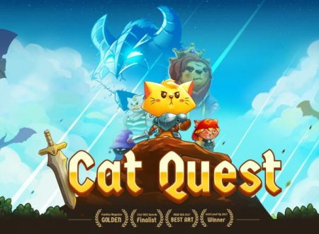 Cat Quest: il titolo è ora disponibile in versione retail sui Nintendo Switch europei